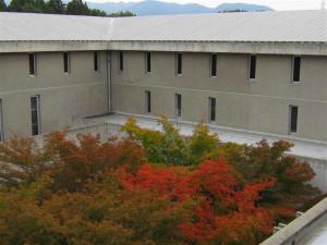 神学校中庭